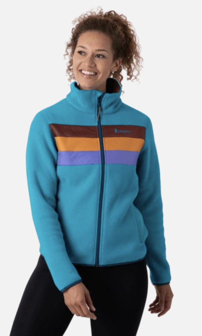 Cotopaxi Teca Fleece Full Zip Jacket Women's