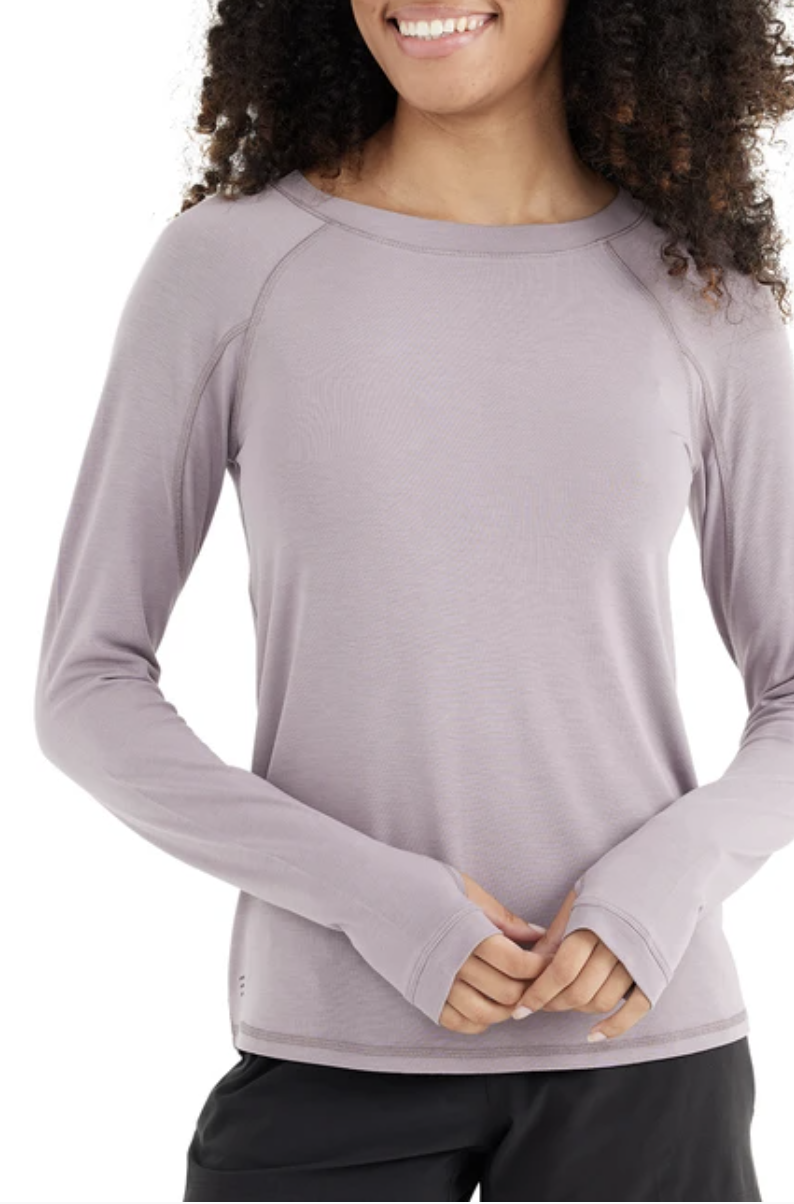 Free Fly Bamboo Midweight Long Sleeve Women's
