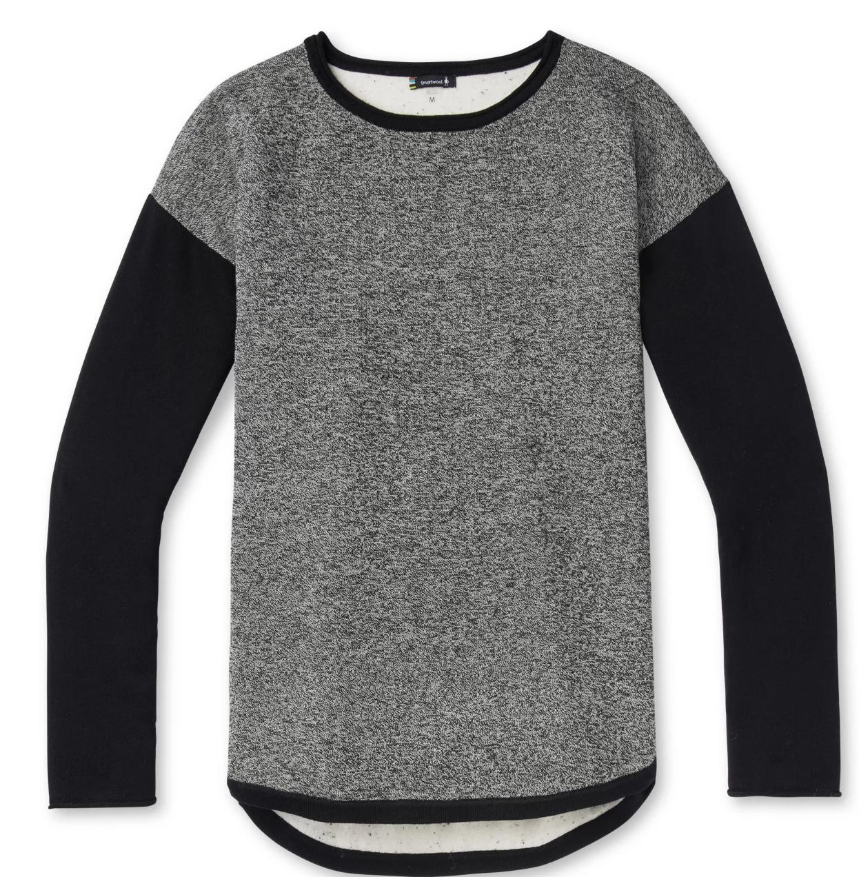 Smartwool Shadow Pine Colorblock Sweater Women's