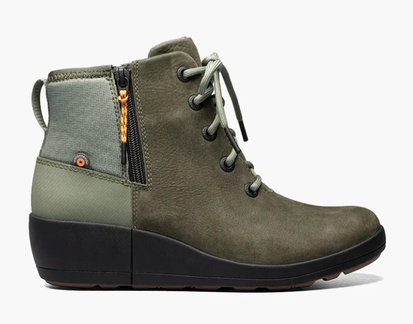 Bogs Vista Rugged Lace Casual Boot Women's