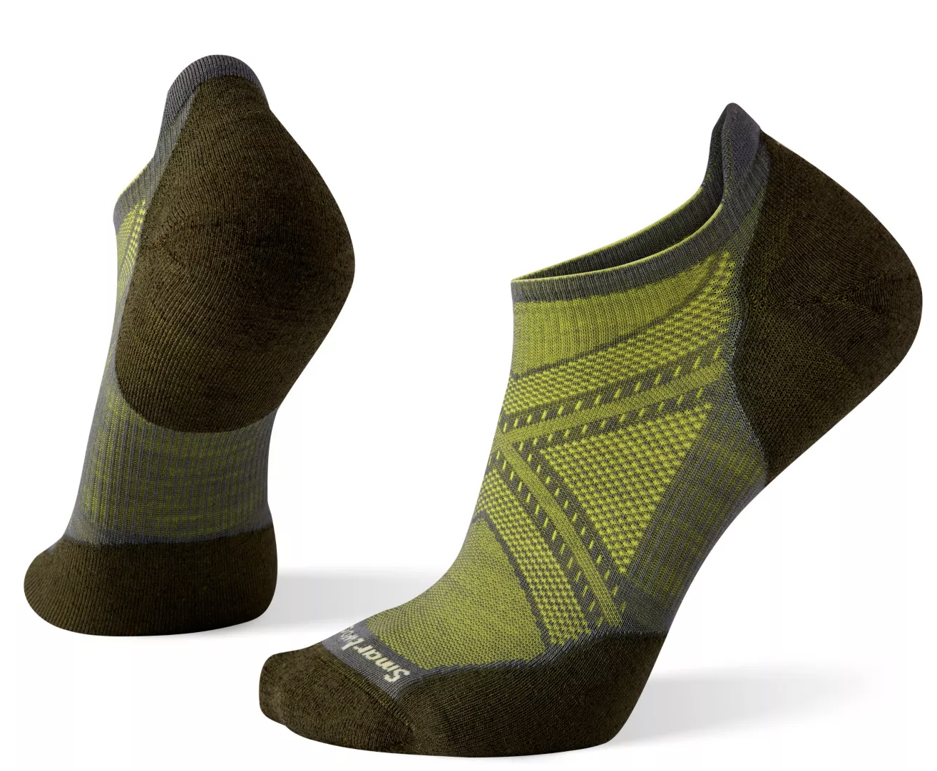 Smartwool Run Targeted Cushion Low Ankle Sock