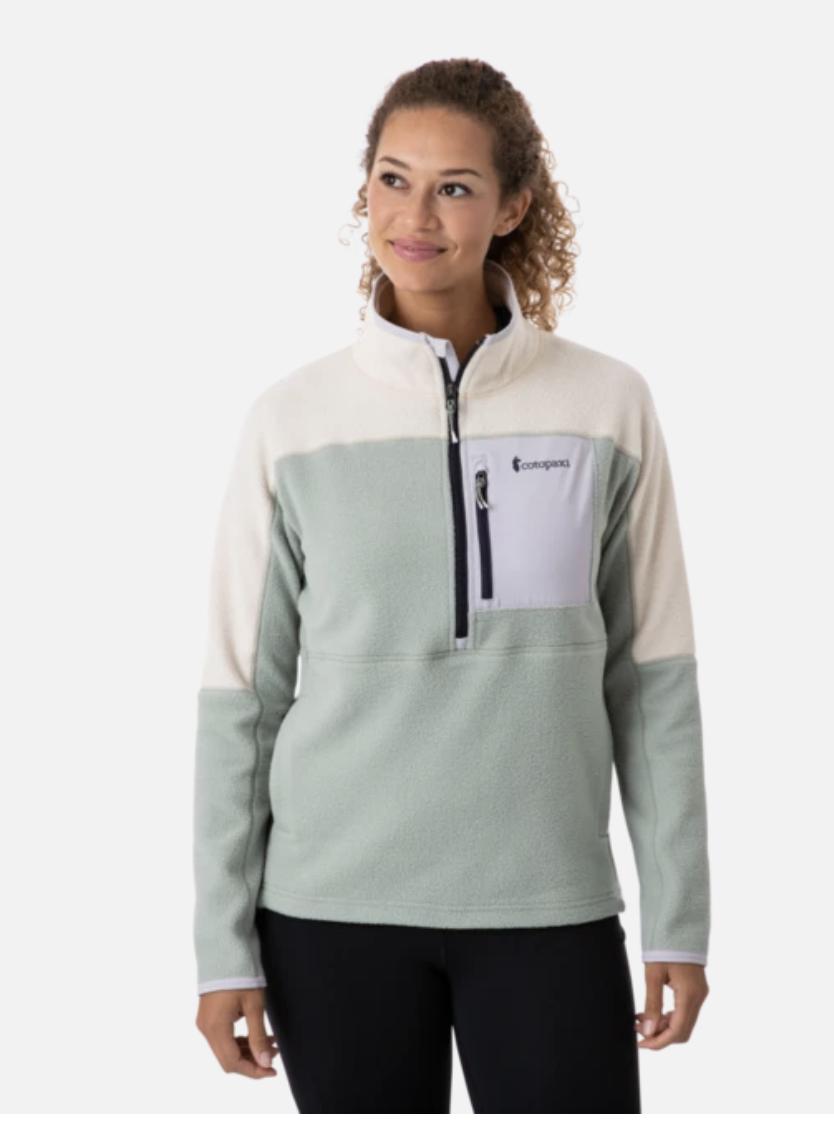 Cotopaxi Abrazo Half Zip Fleece Jacket Women's