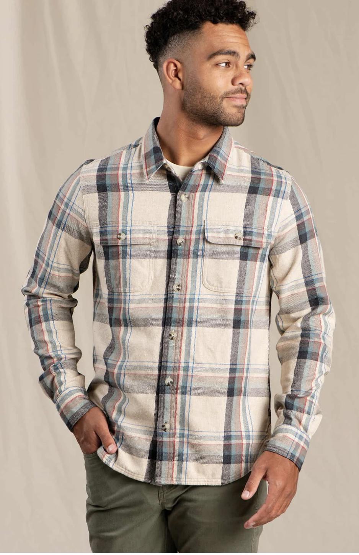 Toad & Co. Ranchero Long Sleeve Shirt Men's