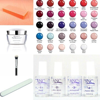 DIPNAILS KIT