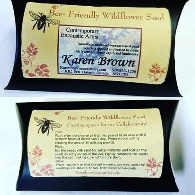 Bee Friendly Wildflower Seeds- 100g