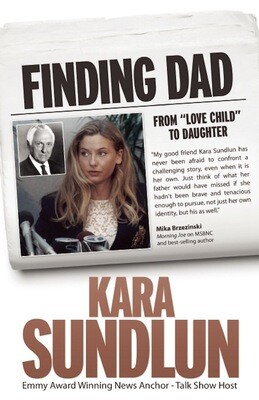 Finding Dad NEW, SIGNED
