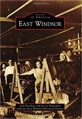 Images of America: East Windsor NEW - SIGNED