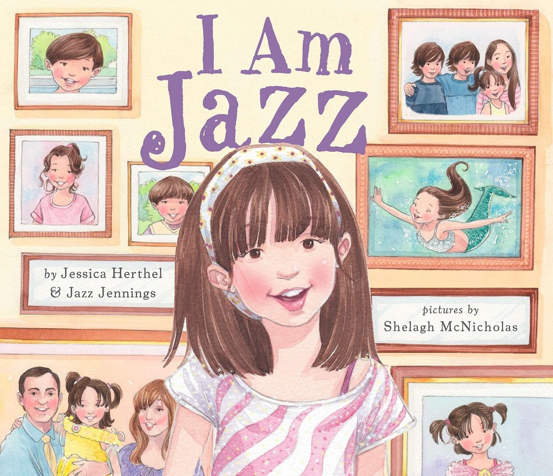 I Am Jazz NEW
