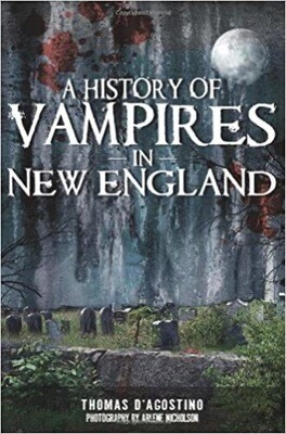The History of Vampires in New England