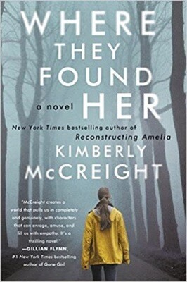 Where They Found Her NEW - SIGNED