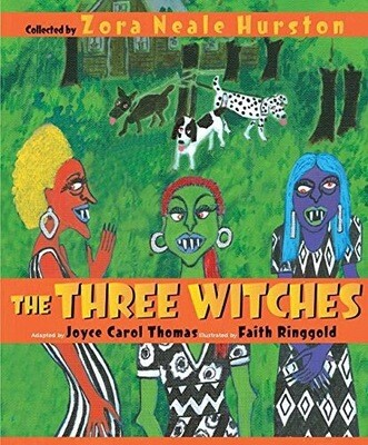 The Three Witches NEW