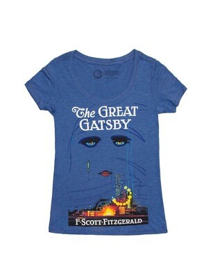 The Great Gatsby ladies XXL shirt NEW