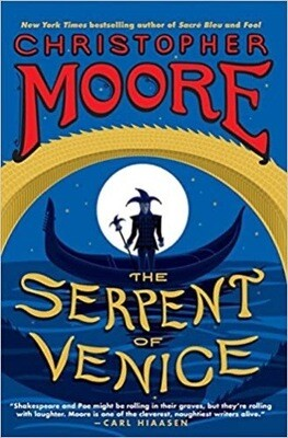 The Serpent of Venice NEW - SIGNED