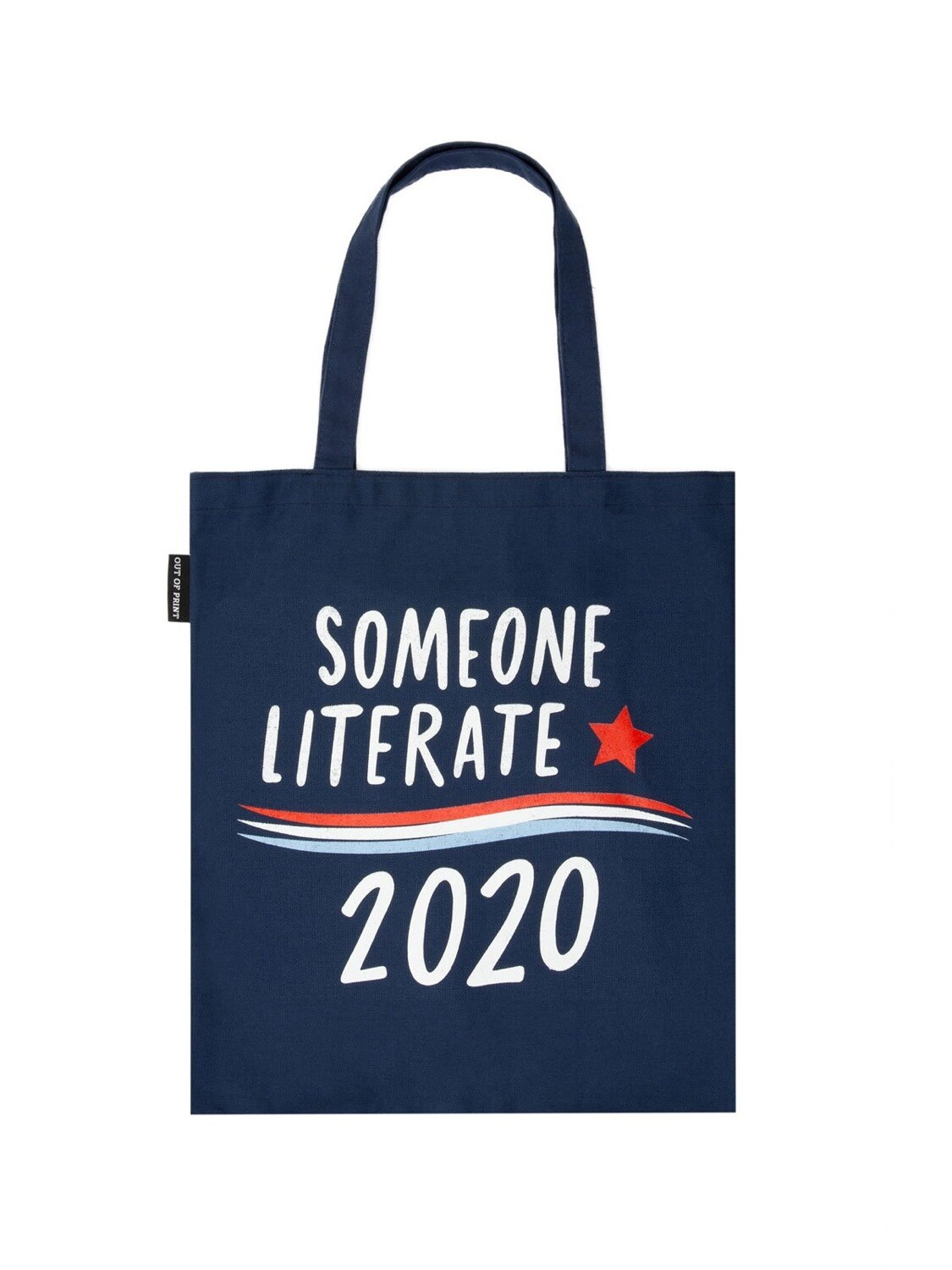 Tote Bag: Someone Literate 2020 NEW - 20% OFF