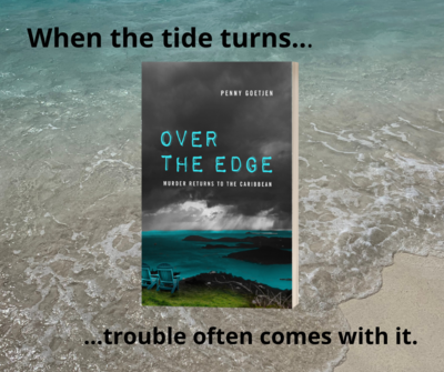 Over the Edge NEW - PRE-ORDER, SIGNED