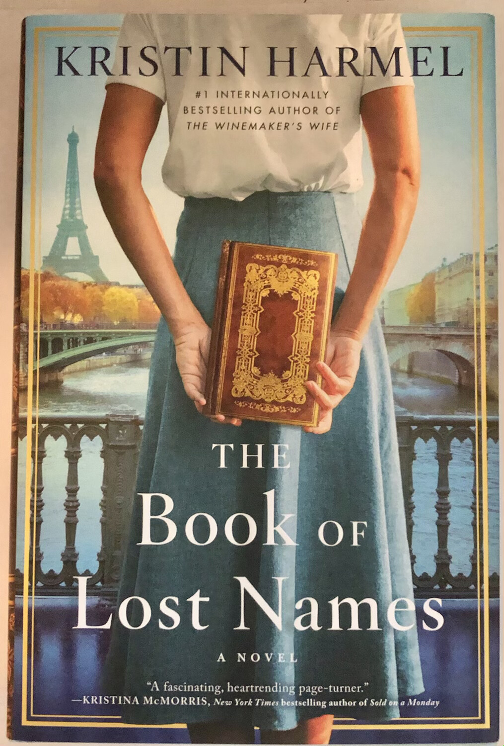 The Book of Lost Names NEW, 35% OFF