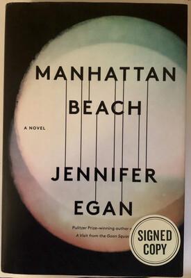 Manhattan Beach: A Novel SIGNED