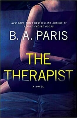 The Therapist: A Novel NEW, 11% OFF Pre-order