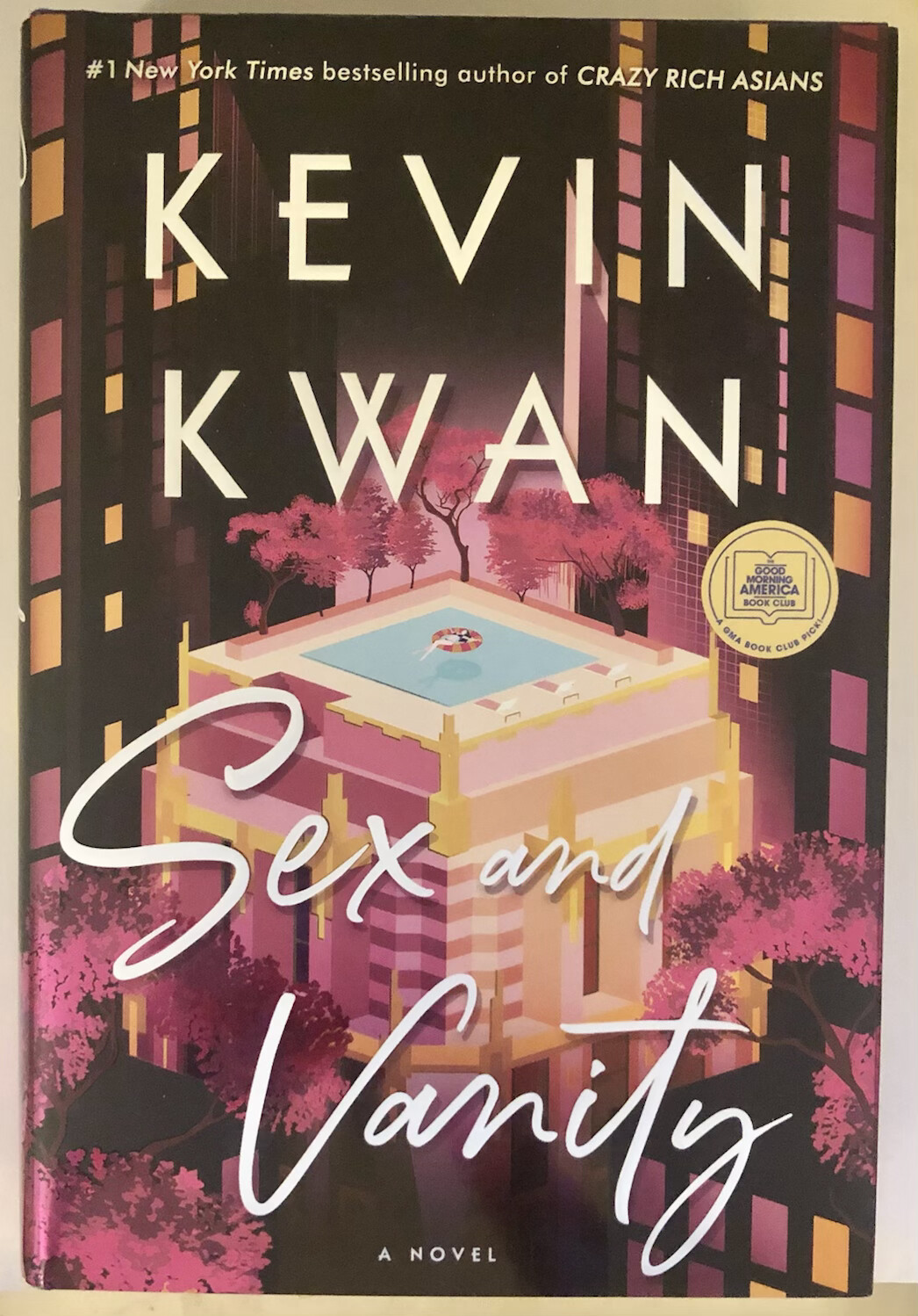 Sex and Vanity: A Novel NEW