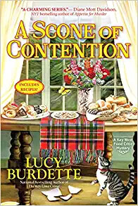 A Scone of Contention: A Key West Food Critic Mystery 20% OFF