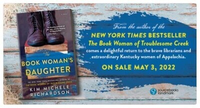 The Book Woman's Daughter New, Pre-Order