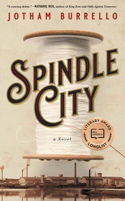 Spindle City NEW
