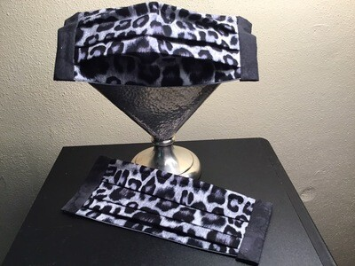 Adult Artisan Mask Designer & Team Prints
