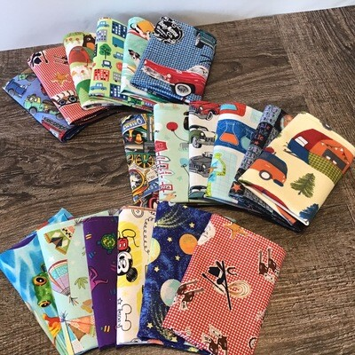 Artisan Kids Napkin Sets ( Young Gents )