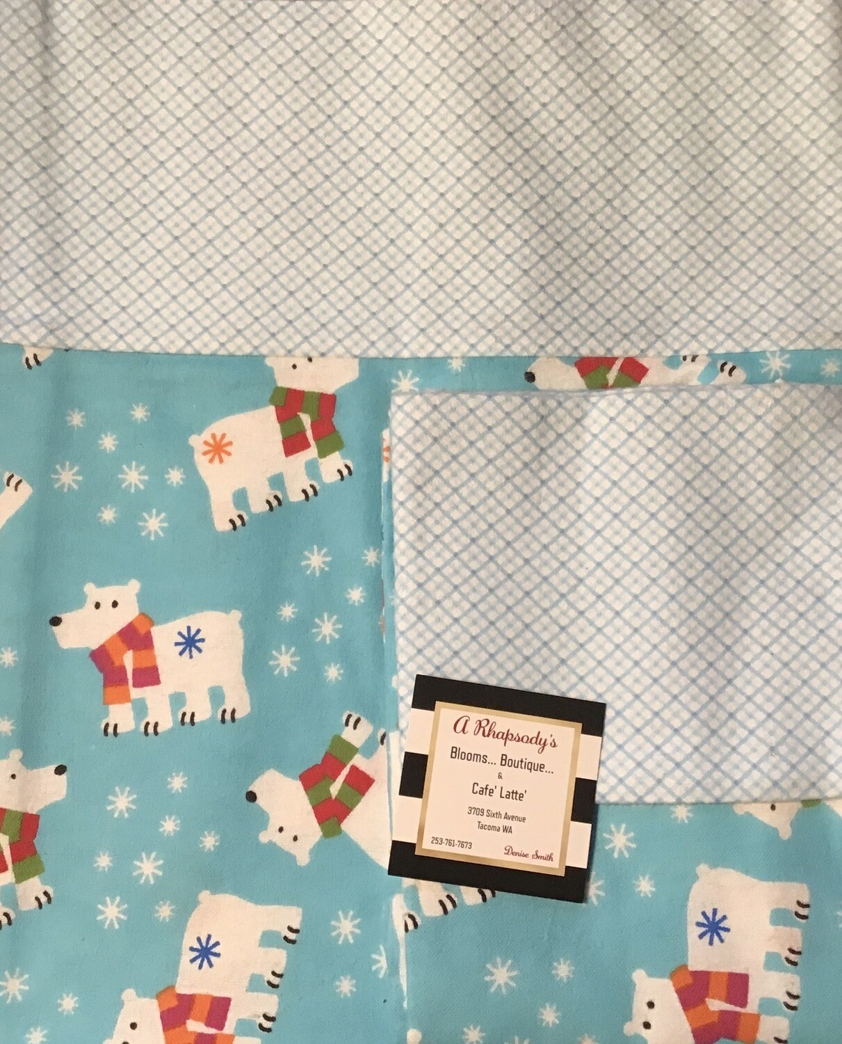 Youth Holiday Pillow Case