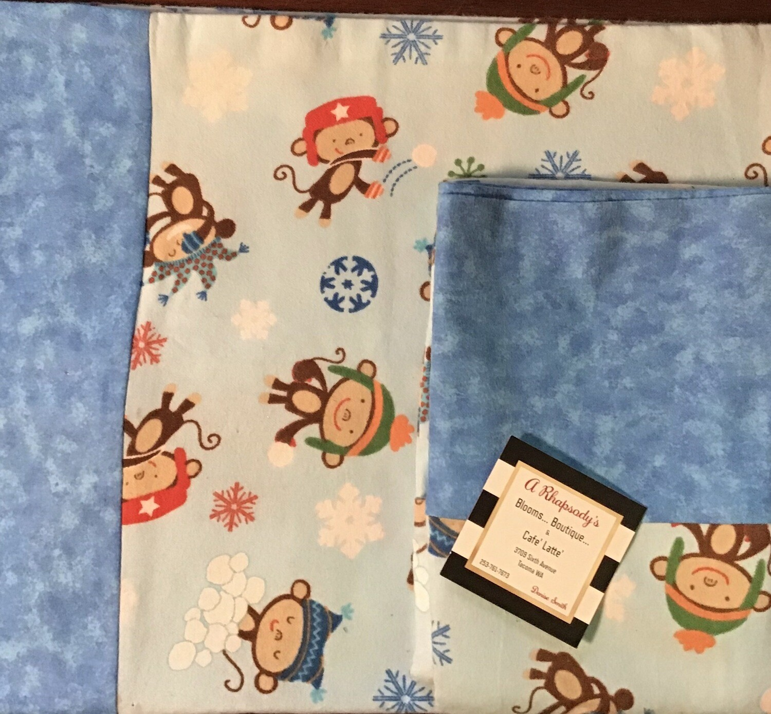 Youth Holiday Pillow Cases
