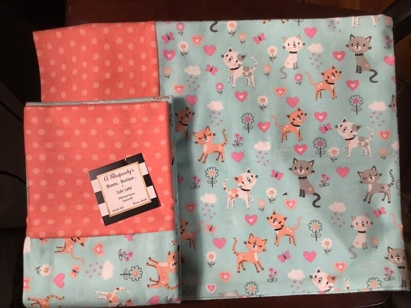 Kids Flannel Pillow Case