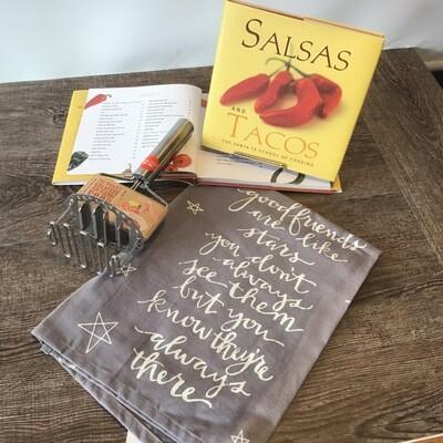 Salsas & Tacos !!!