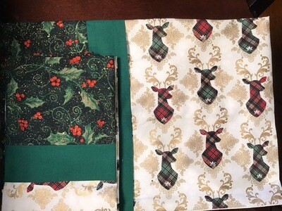 Artisan Christmas Pillow Cases