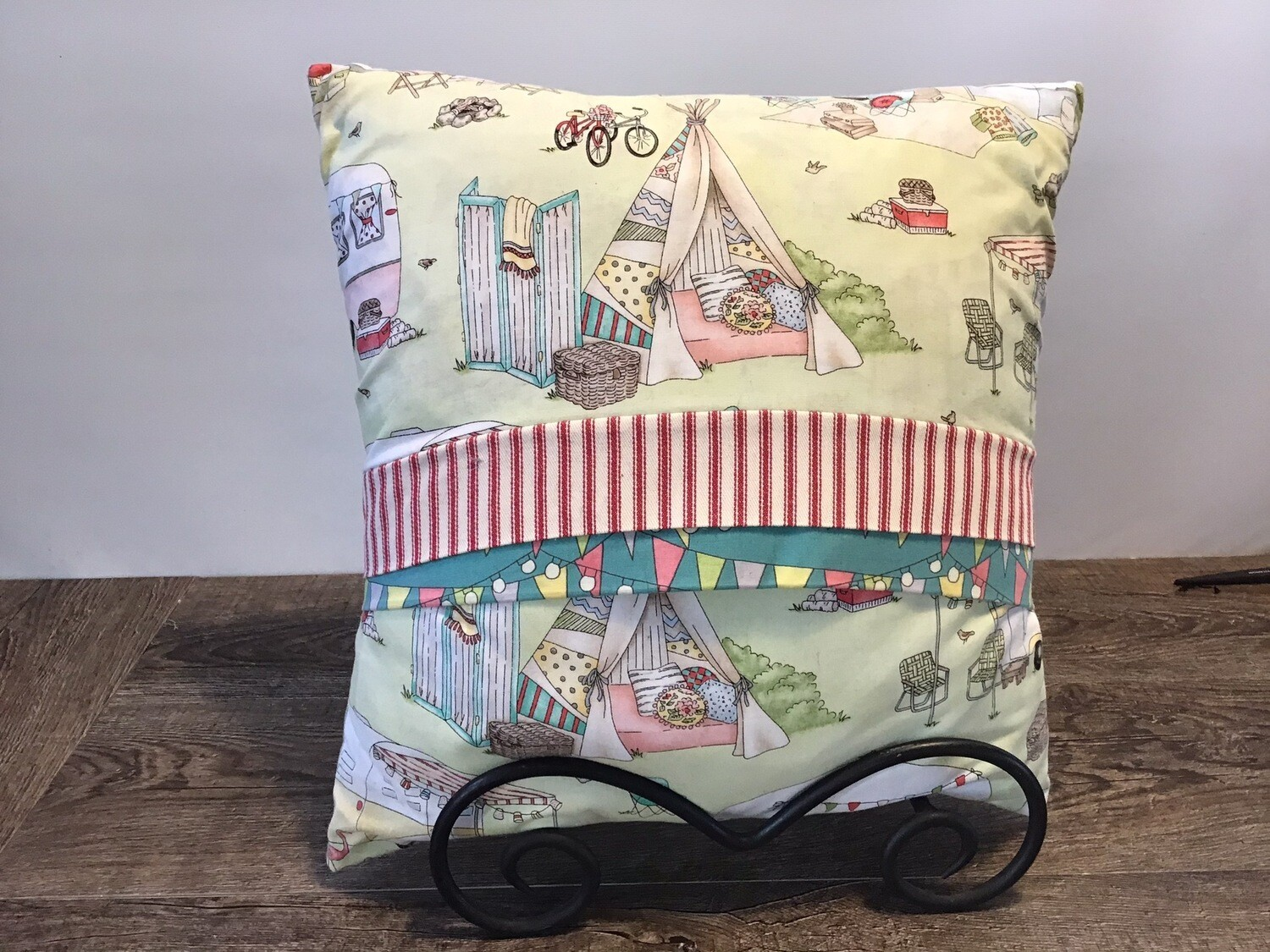 Shabby Chic Camping