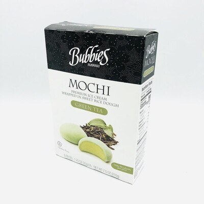 Bubbies Mochi Premium Ice Cream