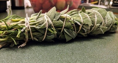 Herbal Smudge Sticks from Kindred Seedlings Farm