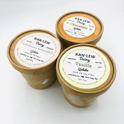 Ran-Lew Dairy Gelato