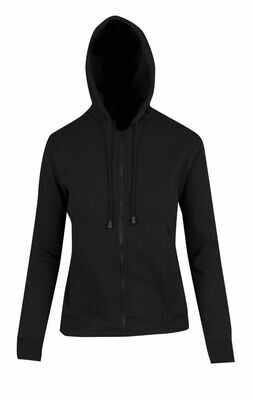 Ladies/ Juniors Zipper Hoodies with Pocket