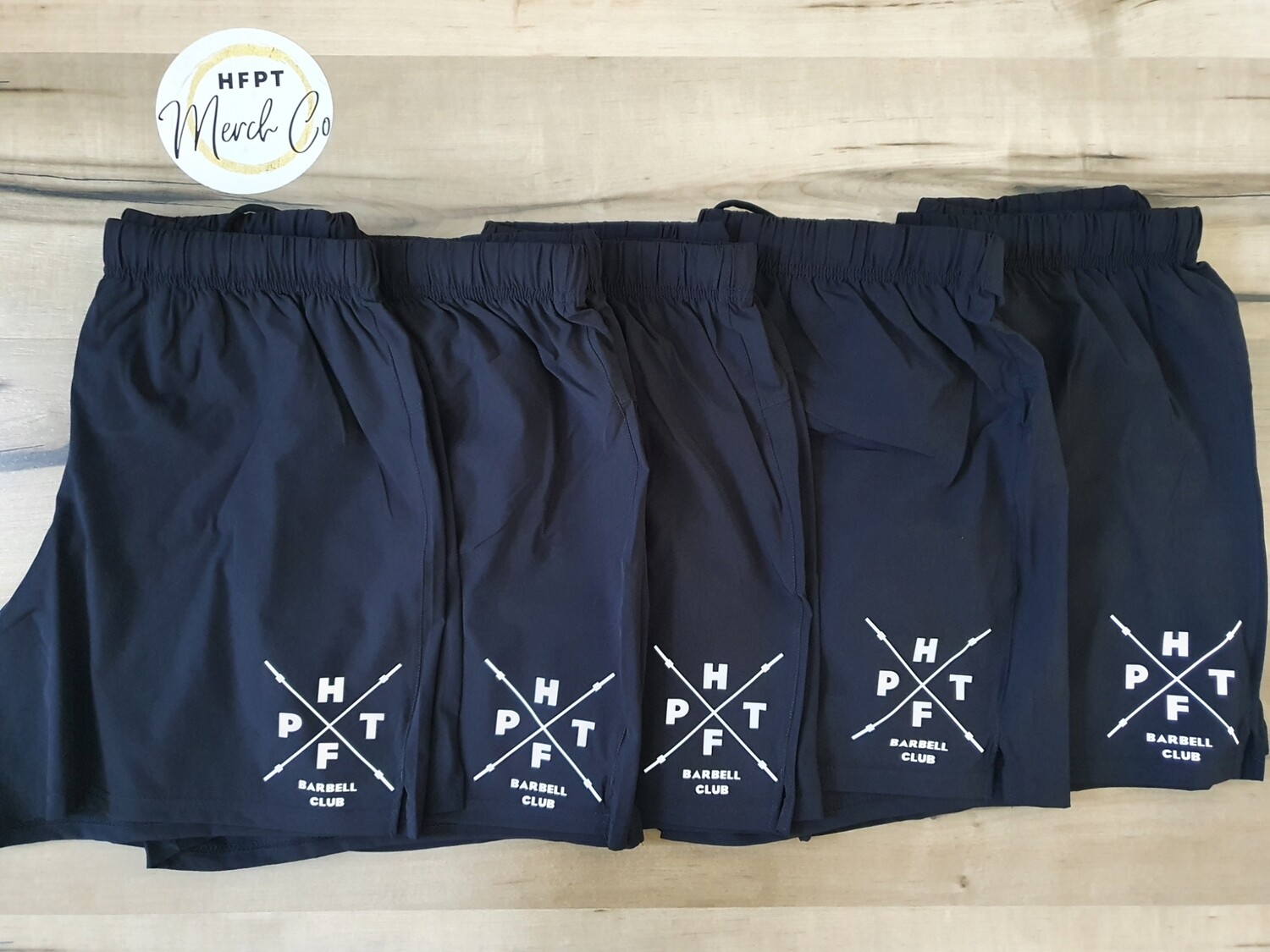 HFPT Barbell Shorts