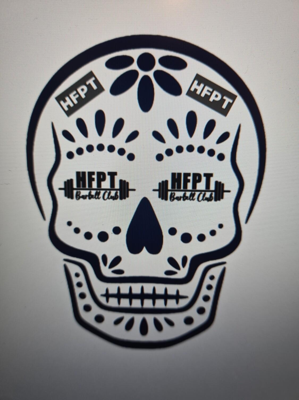 HFPT Skull Design (Male/Unisex Sizing)