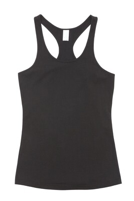 Strong Girls Club T Back Singlet