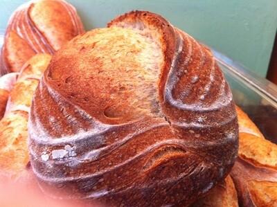 Pain au Levain (Traditional Sourdough)