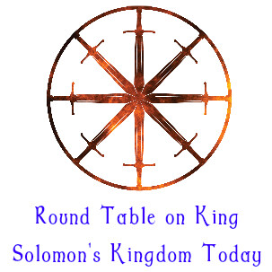 5. Round Table on King Solomon's Kingdom Today