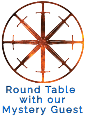 36. Round Table with our Mystery Guest (Carl Nicholson)