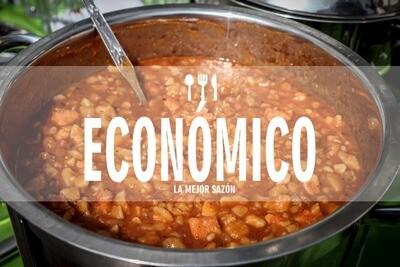 Buffet Criollo Económico 4p