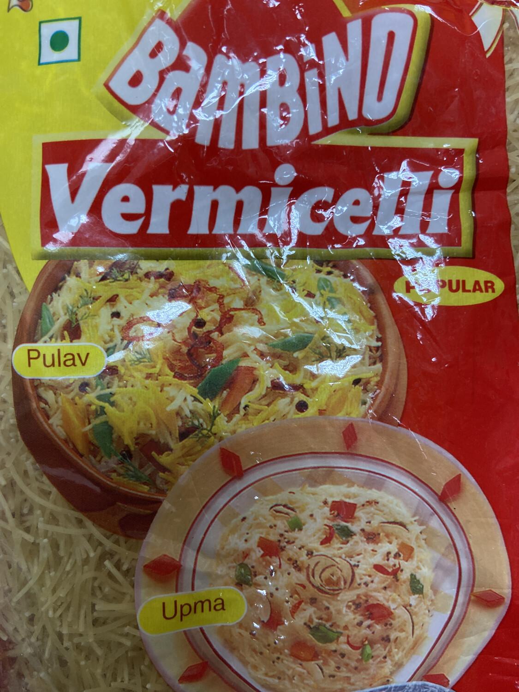 VERMICELLI BAMBINO NEW