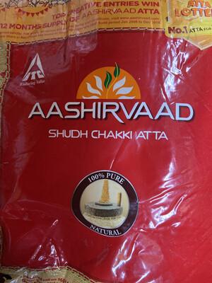 Aashirvaad Shudh Chakki Atta 11lb