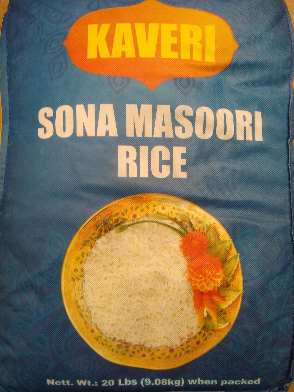 Kaveri Sona Masoori  20LB