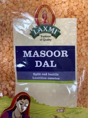 Laxmi Masoor Dal 2LB