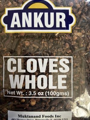 Ankur Cloves Whole 100g